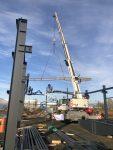 Neubau UFG das Fundament