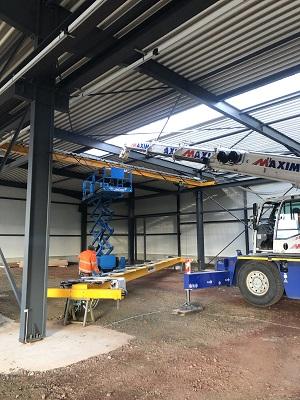 Production Cranes