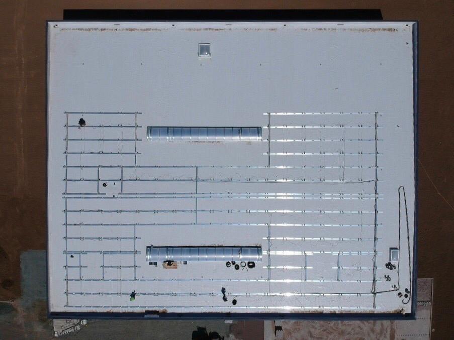 Firma maxx solar & energie aus Waltershausen Montage der Photovoltaikanlage